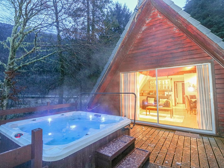 Loch Oich Spa lodge