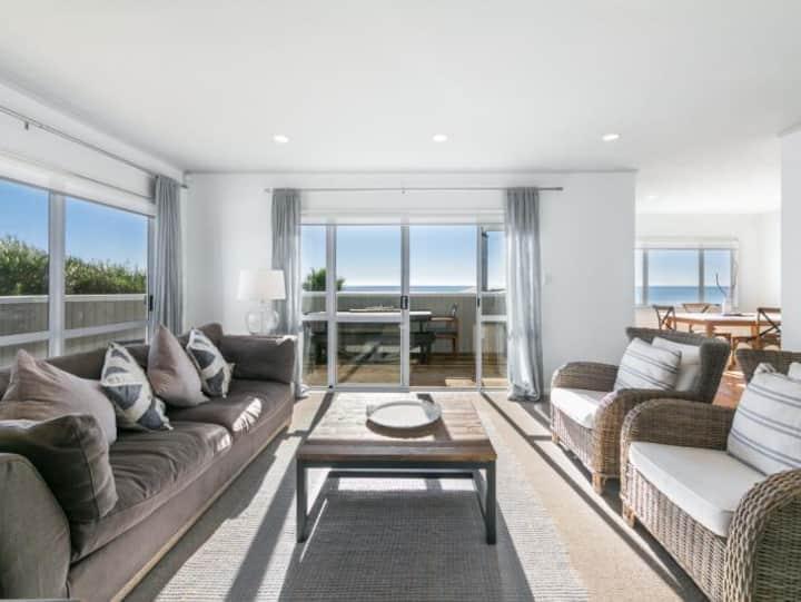 Elegant Beachfront Apartment