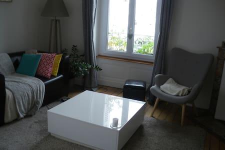 Appartement cosy proche du centre ville - Lorient - Daire