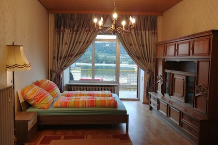 Apartment in Rüdesheim with a view of the Rhine