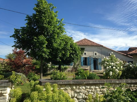 Charming farmhouse in Southwest France.