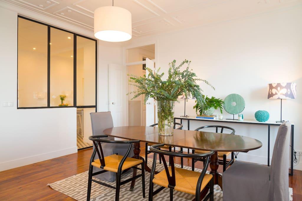 Dining area #HistorialDistrict #New #LisbonHistory