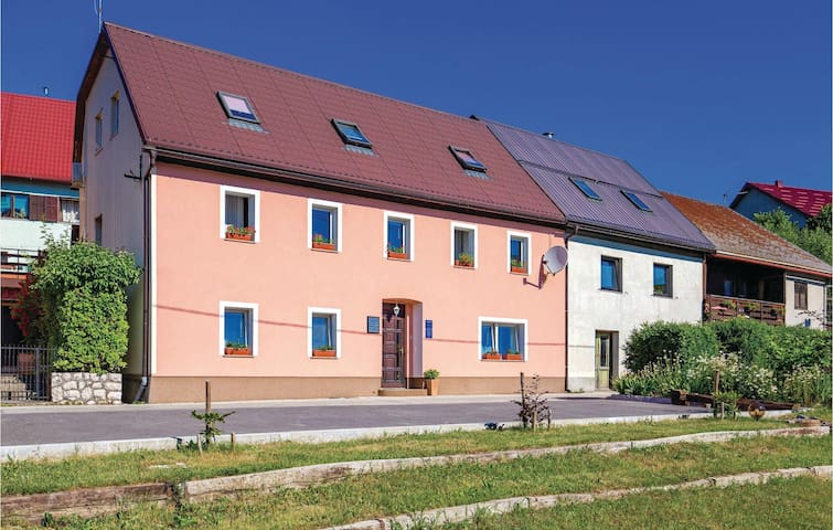 Holiday apartment with 1 bedroom on 30 m² in Fuzine