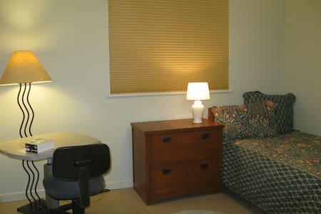 Quiet Wind Chime bedroom