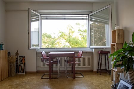Simple and cozy bright furnished appartment! - Zürich