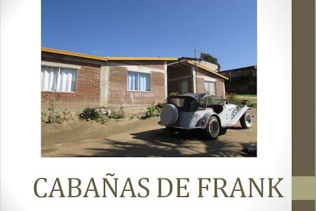 HOTEL CABAÑA DE FRANK III