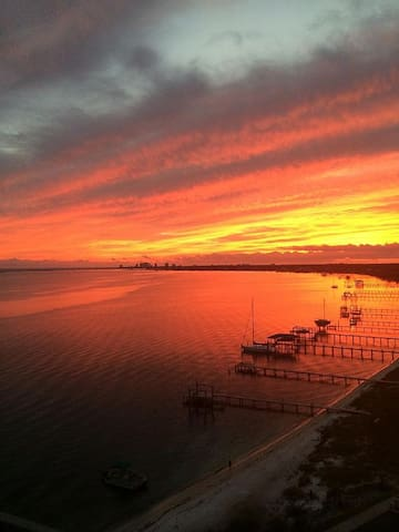 Gorgeous Perdido Intracoastal and Gulf view condo! - Pensacola - Condominio
