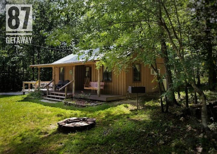 The Hwy 87 Getaway Cabin #2