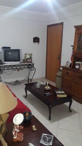 Apartamento Campo Grande 00