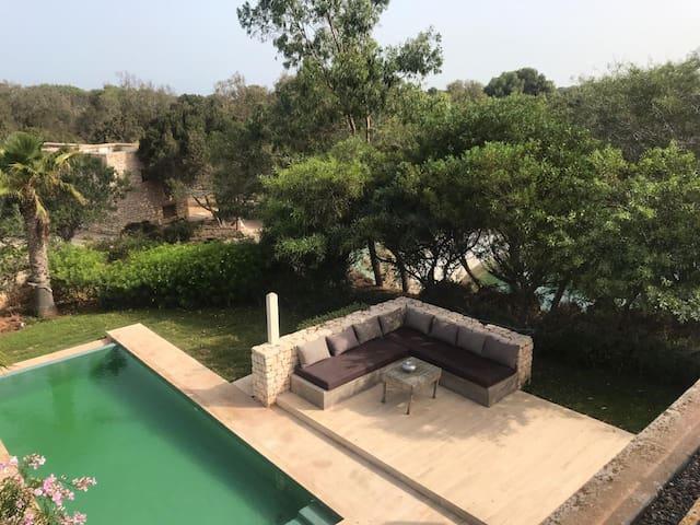 Chambre privé Villa de luxe  Piscine sur le golf