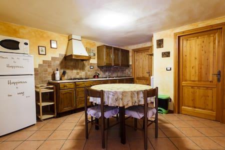 Dal Maestro Serafino - appartamento - Pragelato-Ruà