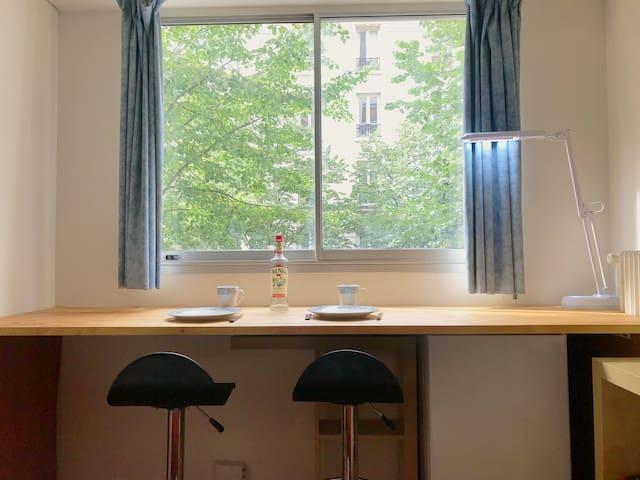 Appartement Alésia-Montparnasse 14th