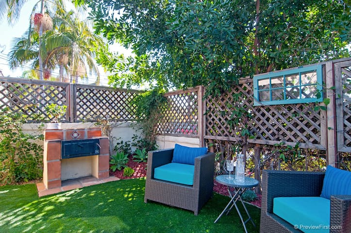 Old Town Cottage | An Air Concierge Property 82 - San Diego - Apartment