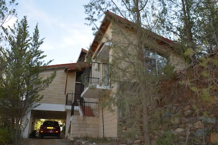 BEAUTIFUL MOUNTAIN HOUSE - Agios Epifanios - Casa