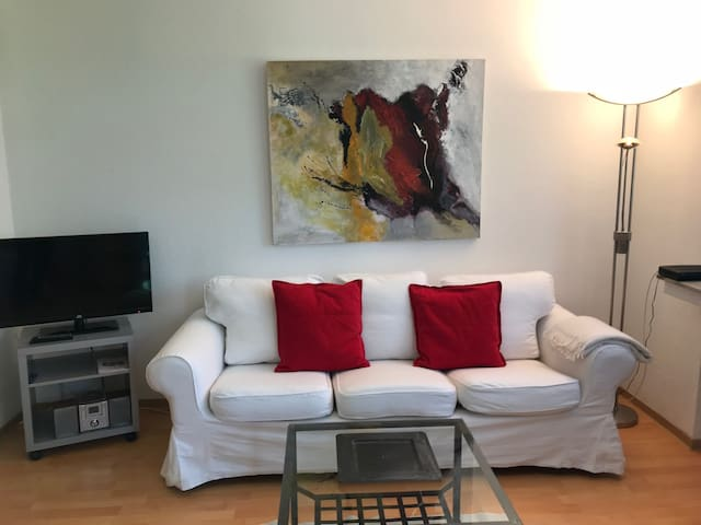 Cozy Apartment near Düsseldorf