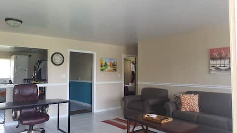 🏠 Maya Apartments - 2BR-1BA Home away from home!★