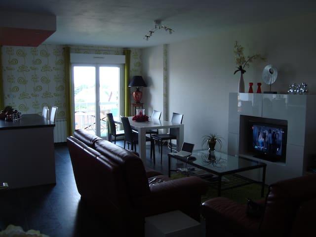 Chambre chez Mimi 2 pers - Lingolsheim