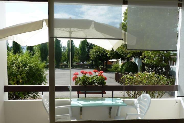 Comme chez vous, mais en vacances - Annecy-le-Vieux - Wohnung