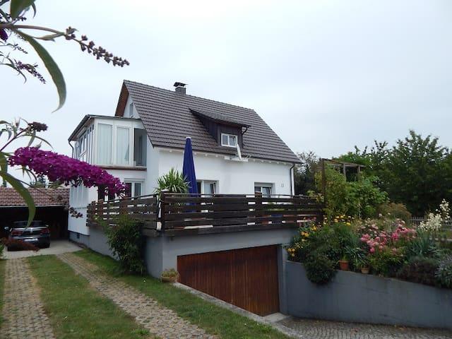 Ferienhaus Moos - Moos - Haus