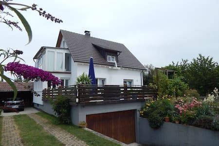 Ferienhaus Moos - Moos - Rumah