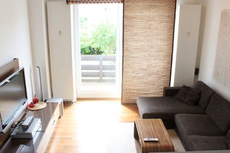 Schöne Moderne 2-Zimmer-Wohnung in München - Apartment