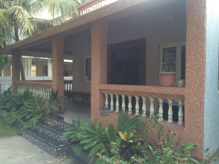 pimpri-chincwad,private room in spacious bungalow2
