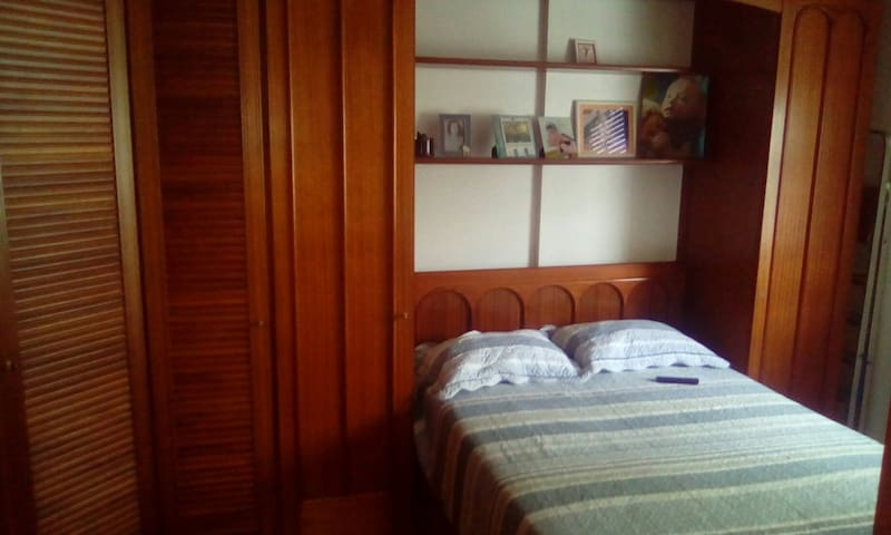 Couple's Bed Suite On Historical center Petrópolis