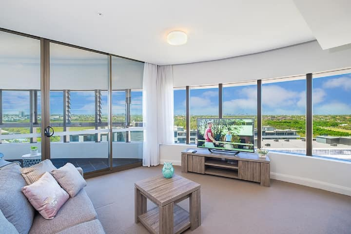 Sydney Olympic Welcome Stay 2 Bed Apartment