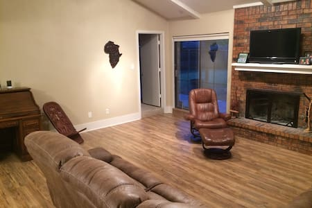 Clean and Comfortable in South Lubbock - Lubbock - Casa