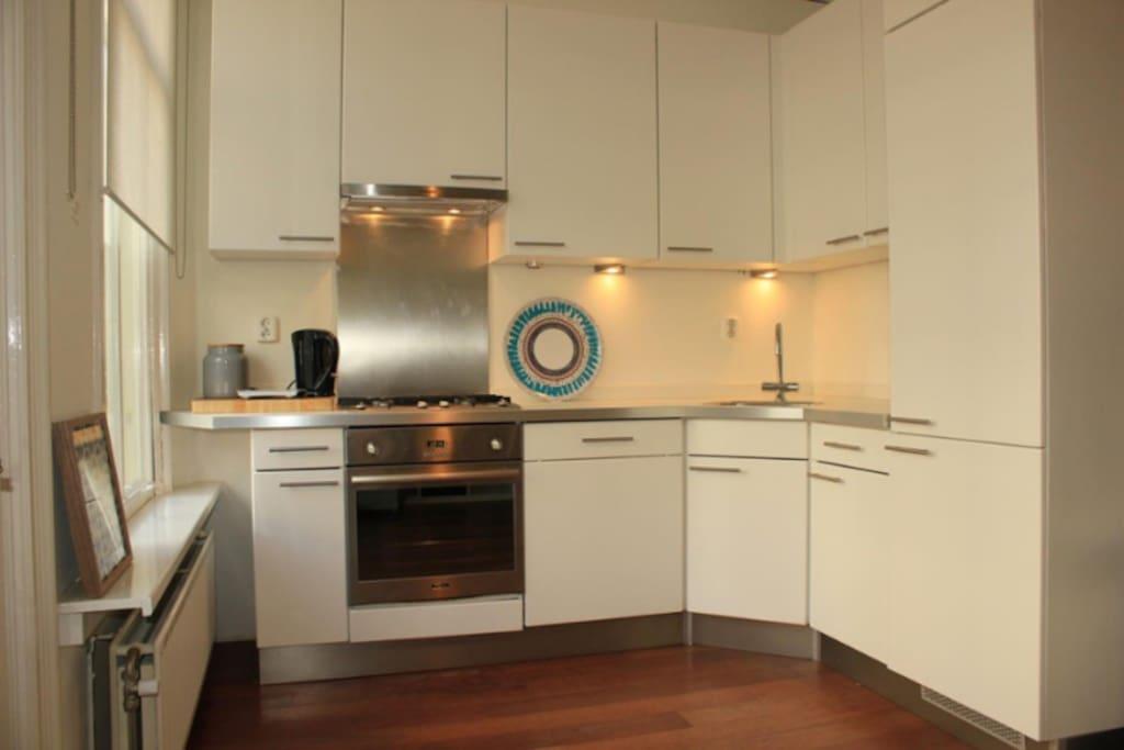 A nice kitchen