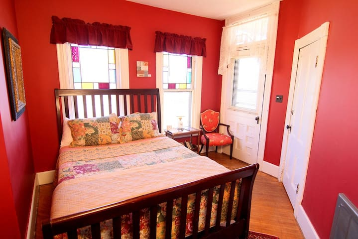 The Windham - First-Floor B&B  Room w/Private Bath - Windham - Bed & Breakfast