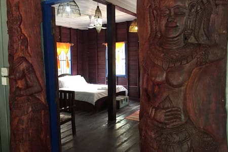 The River Homestay- Siem Reap - Krong Siem Reap - Dům