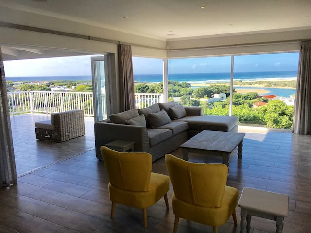 Kenton new build with unrivaled views