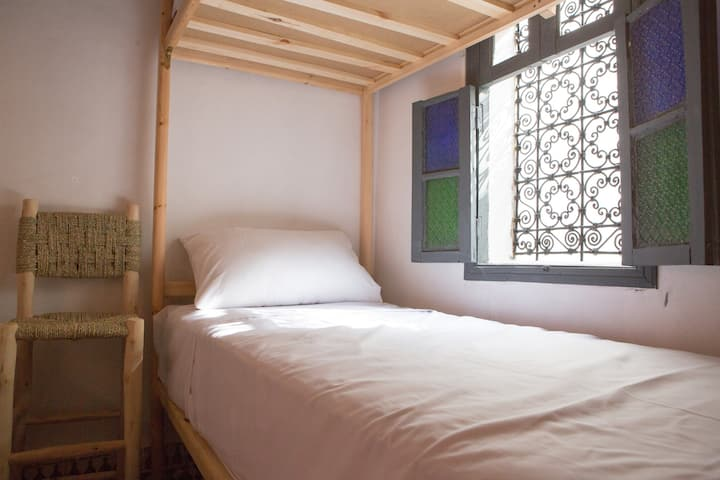 Hostel in a safe area of Medina Marrakech