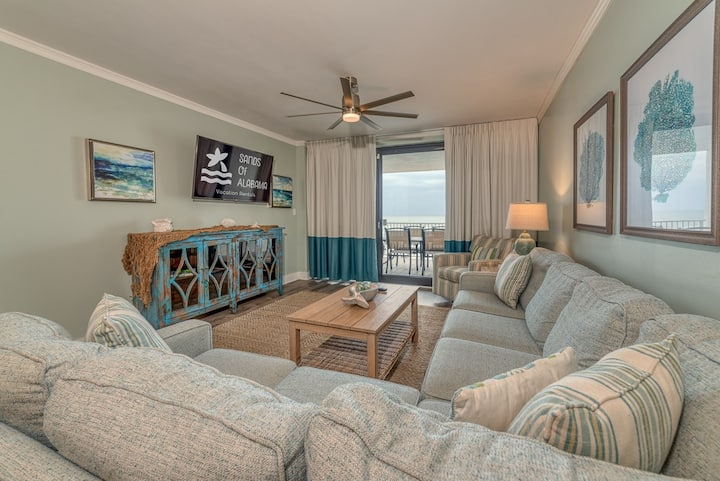 Windward Pointe #304 - REMODELED CONDO WITH AMAZING GULF VIEWS!!