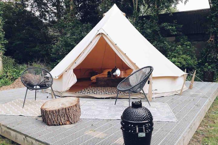 Bell Tent #3 Foeke