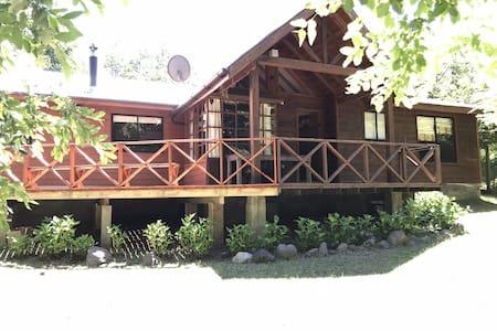 Cómoda casa para 9 personas en Caburga