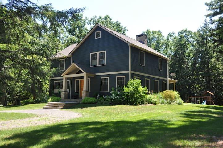 Beautiful Country House In Stone Ridge/Accord Area - Akkord