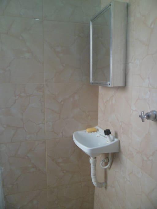 banheiro particular