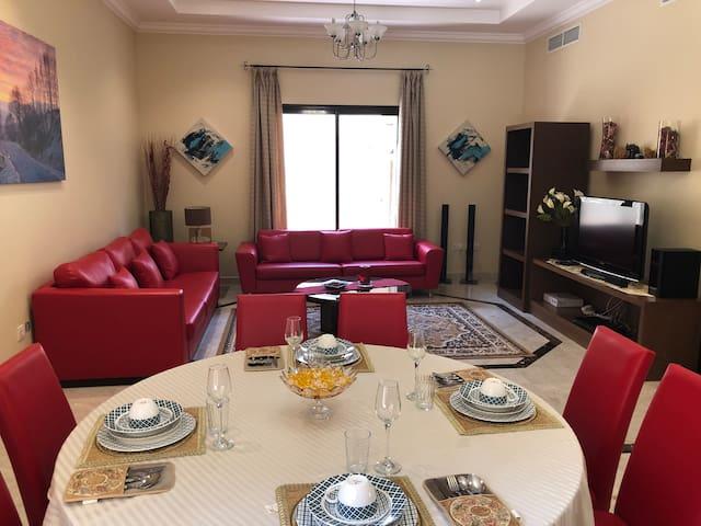 Luxury villa's for rent
