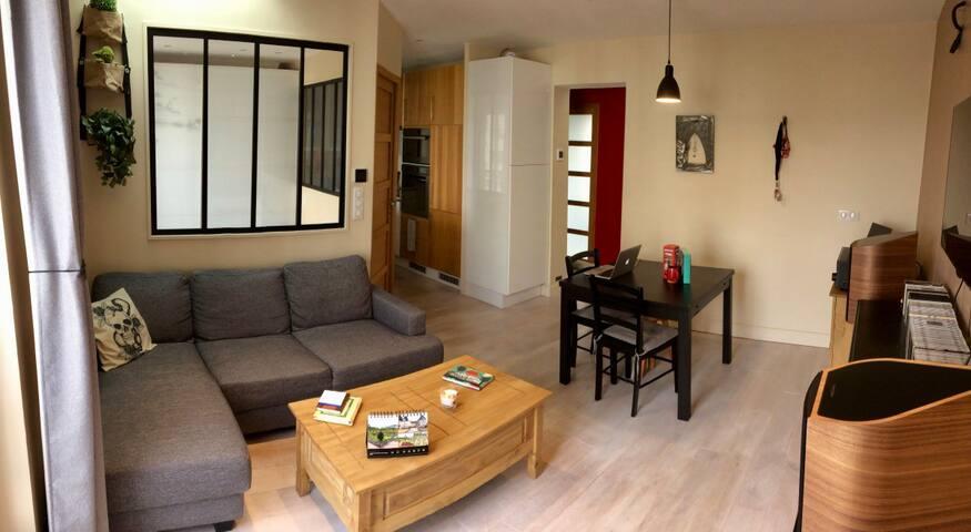 Chambre privée et jolie entre Bercy et Daumesnil !