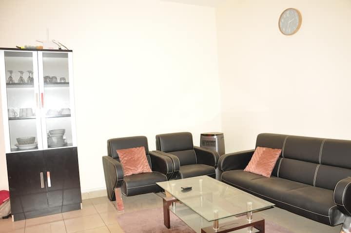 Magnifique  appartement meublé Type F3