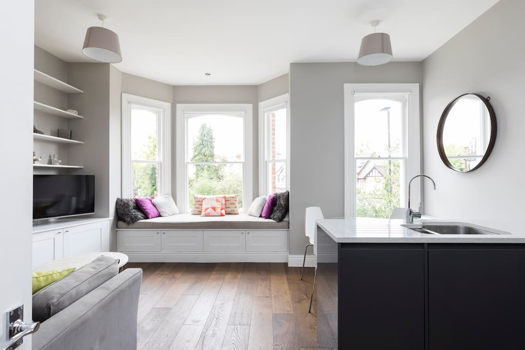 Deluxe flat with easy access to central london - Apartamentos lujo londres ...
