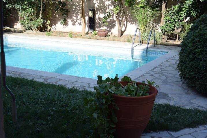 Beau mas catalan avec piscine - Espira-de-l'Agly - Casa