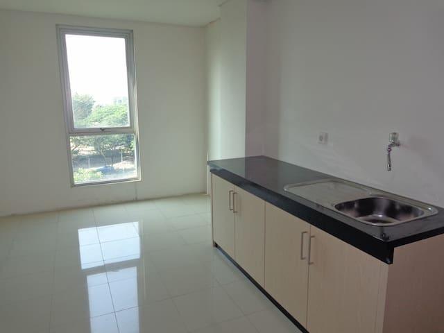 Apartemen Habitat at Karawaci Tangerang - Kelapa Dua