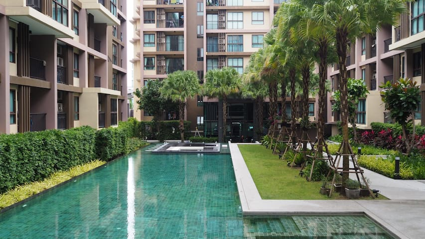 Zcape 3 lovely private apartment hart of Phuket