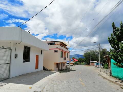 Casa en Imbabura en aguas termales de Chachimbiro