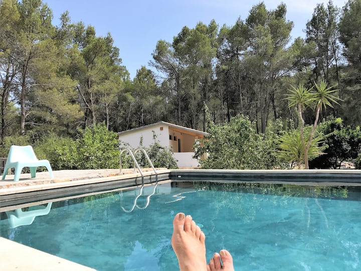 Schöne, sanierte Finca mit Pool & grossem Garten!