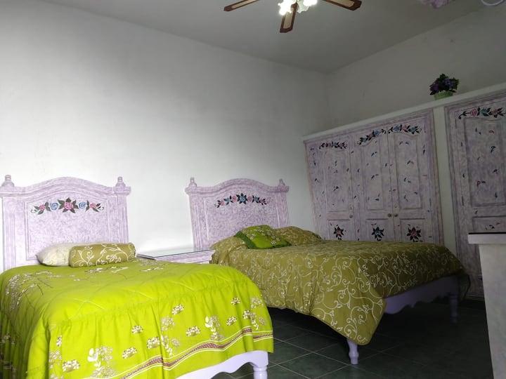 Habitación 8 Vida en Rosas