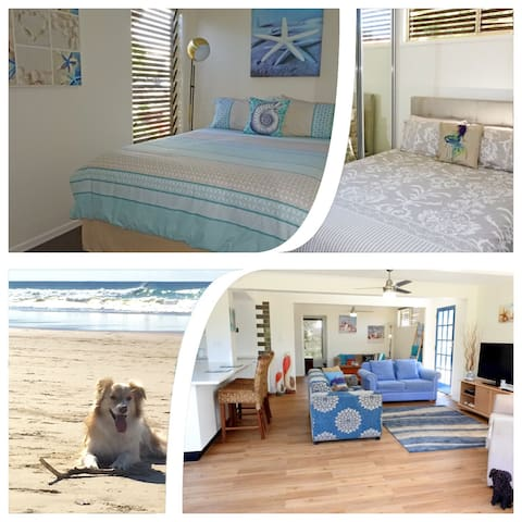Puppies, Pushies and Pancakes - Coolum Beach - House